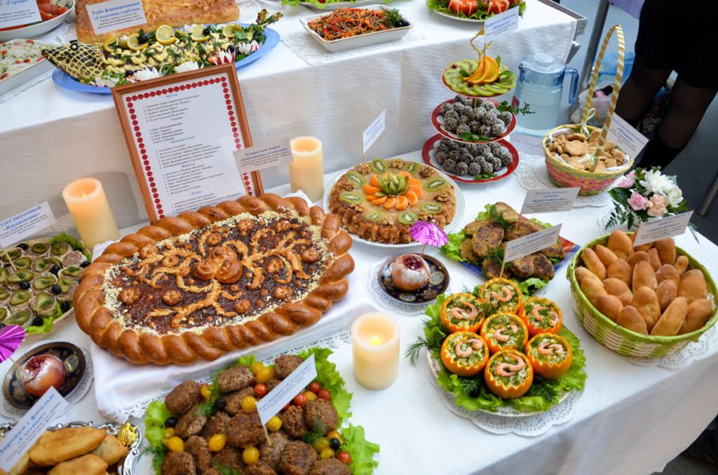Хиславичское благочиние приняло участие в VIII Фестивале постной кухни