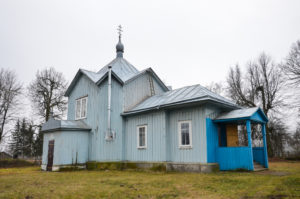 Церковь Вознесения Господня деревни Мигновичи
