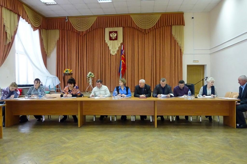 Внеочередная сессия Хиславичского районного совета депутатов